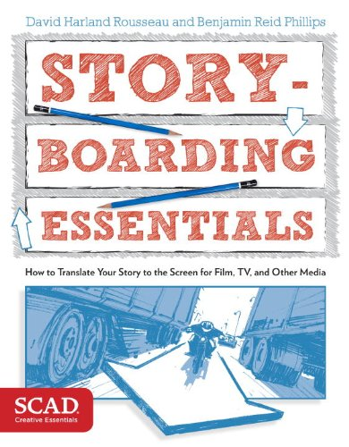 Story-Boarding - Essentials How to Translate Your Story to the Screen for Film, TV, and Other Media  2013 edition cover