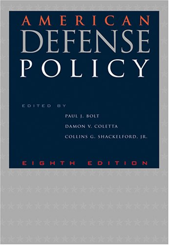 American Defense Policy  8th 2005 9780801880940 Front Cover