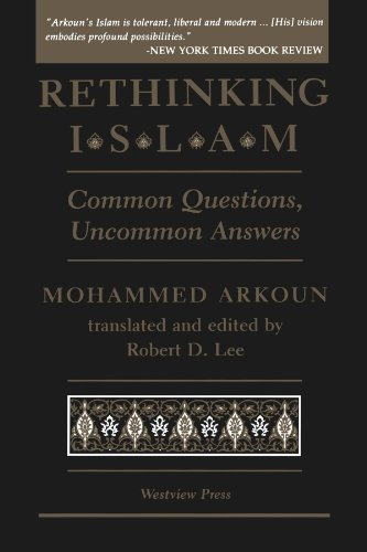 Rethinking Islam Common Questions, Uncommon Answers N/A edition cover
