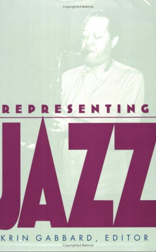 Representing Jazz   1995 edition cover