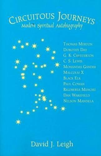 Circuitous Journeys Modern Spiritual Autobiography 3rd 1999 edition cover