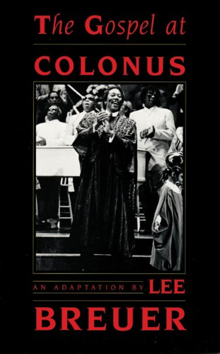Gospel at Colonus  N/A edition cover