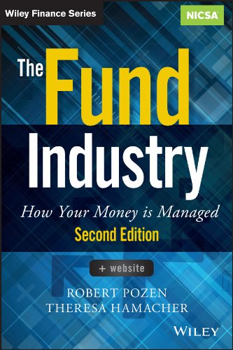 Fund Industry How Your Money Is Managed + Website 2nd 2015 9781118929940 Front Cover