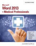 Microsoft� Word 2013 for Medical Professionals   2015 edition cover