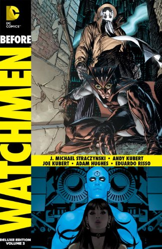 Before Watchmen - Nite Owl/Dr. Manhattan   2013 9781401238940 Front Cover