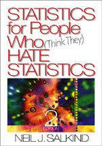 Statistics for People Who (Think They) Hate Statistics with SPSS Student Version 13. 0  2nd 2005 (Revised) edition cover