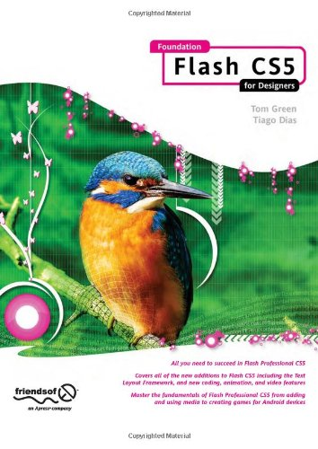 Foundation Flash CS5 for Designers   2010 9781430229940 Front Cover