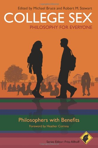College Sex Philosophers with Benefits  2010 edition cover
