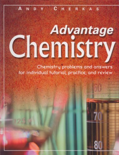 Advantage Chemistry   2005 9781552440940 Front Cover