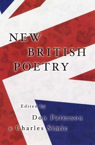 New British Poetry   2004 edition cover