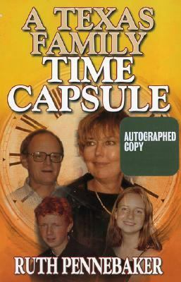Texas Time Capsule   2002 9781556228940 Front Cover