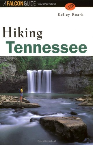 Hiking Tennessee  N/A 9781560443940 Front Cover