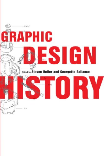 Graphic Design History   2001 9781581150940 Front Cover