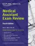 Medical Assistant Exam Review  4th (Revised) edition cover