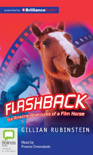Flashback: The Amazing Adventures of a Film Horse  2013 edition cover