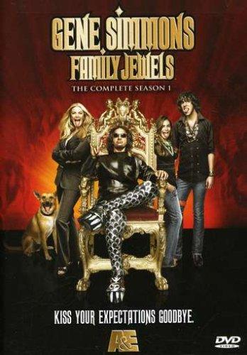 Gene Simmons - Family Jewels - Season One System.Collections.Generic.List`1[System.String] artwork