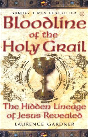 Bloodline of the Holy Grail N/A edition cover