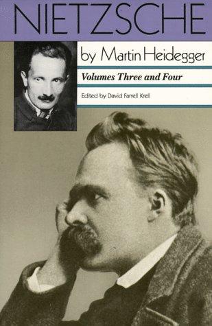 Nietzsche  Reprint edition cover