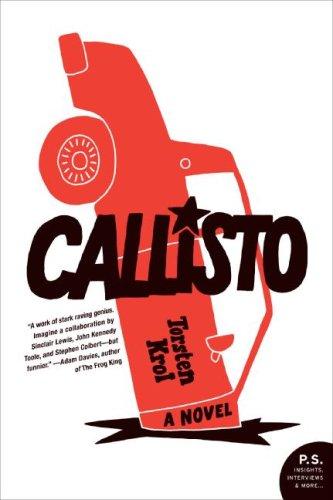 Callisto A Novel N/A edition cover