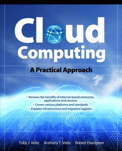 Cloud Computing A Practical Approach  2010 edition cover