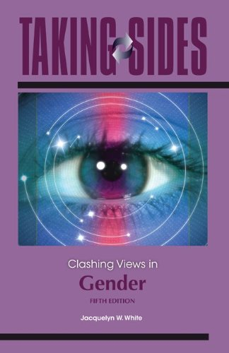 Clashing Views in Gender  5th 2011 edition cover