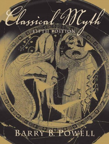 Classical Myth  5th 2007 (Revised) edition cover