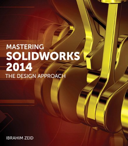 Mastering SolidWorks  2nd 2015 edition cover