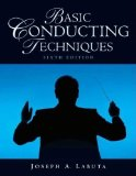 Basic Conducting Techniques:   2009 edition cover