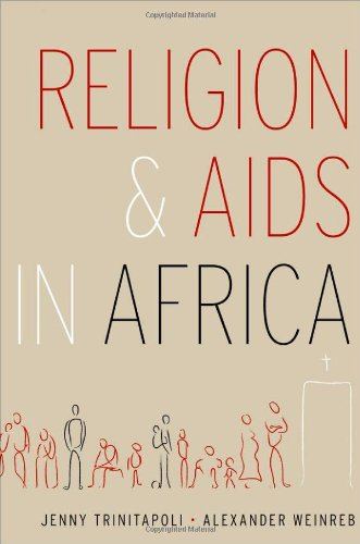 Religion and AIDS in Africa   2012 9780195335941 Front Cover