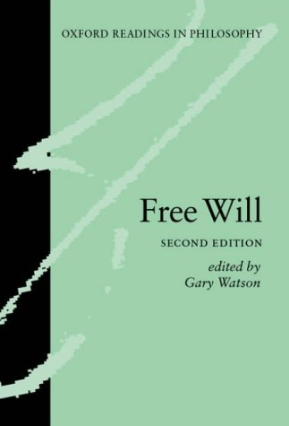 Free Will  2nd 2003 (Revised) edition cover