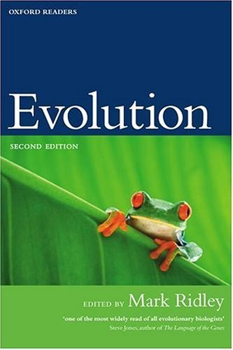 Evolution  2nd 2003 (Revised) edition cover