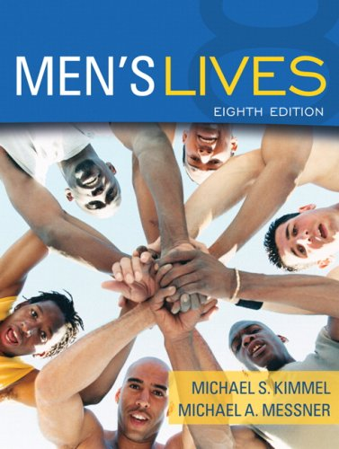 Men's Lives  8th 2010 edition cover
