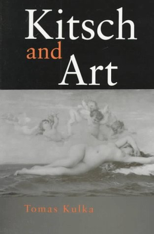 Kitsch and Art   1996 9780271015941 Front Cover