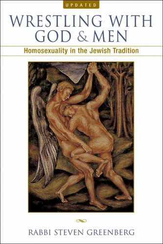 Wrestling with God and Men Homosexuality in the Jewish Tradition N/A edition cover