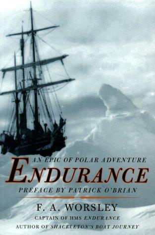 Endurance   2000 edition cover