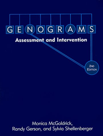 Genograms Assessment and Intervention  2nd 1999 edition cover