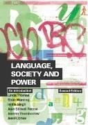 Language, Society, and Power  2nd 2003 (Revised) edition cover