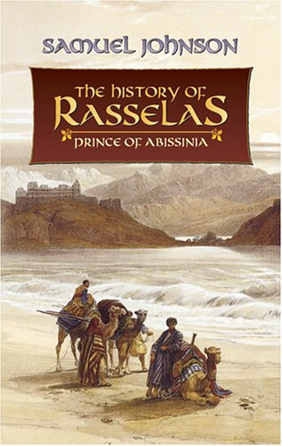 History of Rasselas Prince of Abissinia  2005 edition cover