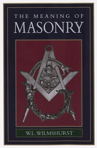 Meaning of Masonry  N/A edition cover