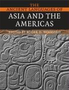 Ancient Languages of Asia and the Americas   2008 9780521684941 Front Cover