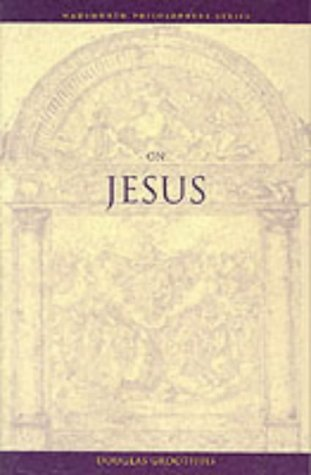On Jesus   2003 9780534583941 Front Cover