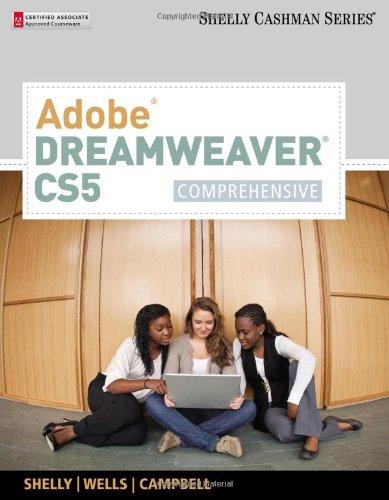 Adobe Dreamweaver CS5 Comprehensive  2011 9780538473941 Front Cover