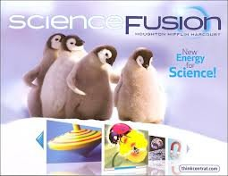 Sciencefusion Interactive Worktext Grade K:  1st 2011 9780547367941 Front Cover
