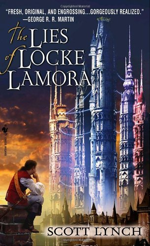 Lies of Locke Lamora  N/A 9780553588941 Front Cover