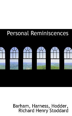 Personal Reminiscences N/A edition cover