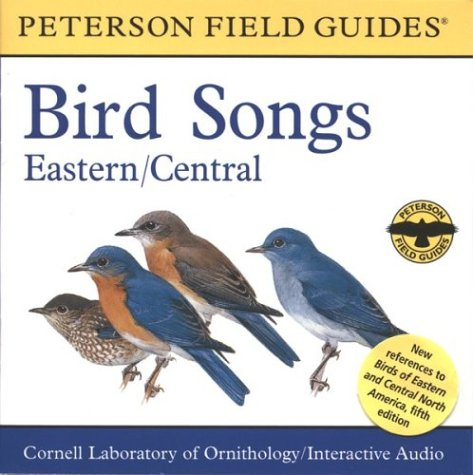 Field Guide to Bird Songs : Eastern and Central North America 1st 1999 edition cover