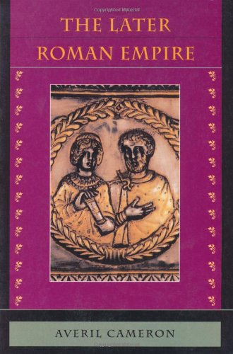 Later Roman Empire   1993 edition cover