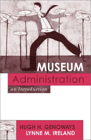 Museum Administration An Introduction  2003 edition cover