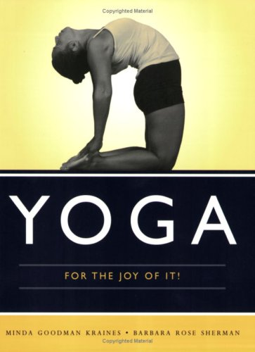 Yoga for the Joy of It!  2010 edition cover