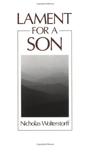 Lament for a Son   1987 edition cover